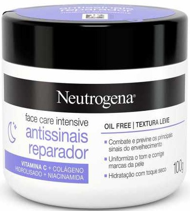Neutrogena Antissinais Reparador