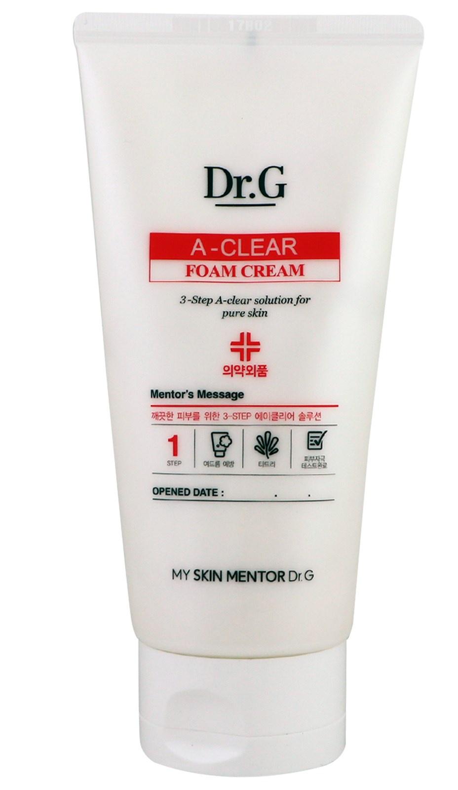 Dr. G A-Clear Foam Cream