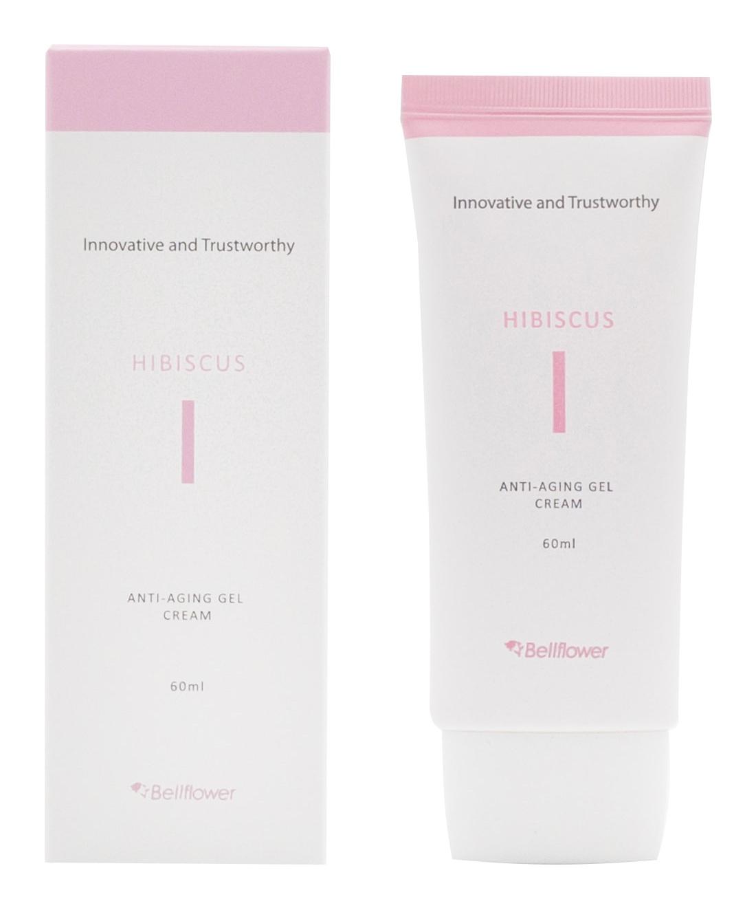 Bellflower Hibiscus Anti-Aging Gel Cream