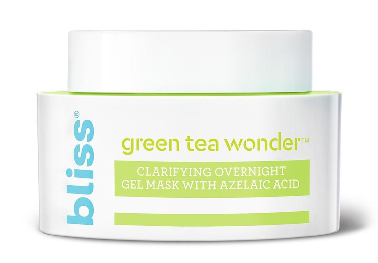 Bliss Green Tea Face Mask