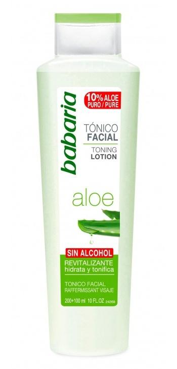 Babaria Aloe Vera Facial Toner