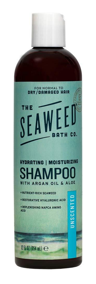 The Seaweed Bath Co. Moisturizing Unscented Argan Shampoo