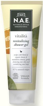 N.A.E. Vitalità Revitalizing Shower Gel