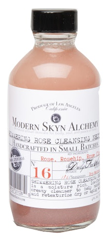 Modern Skyn Alchemy Shimmering Rose Cleansing Nectar