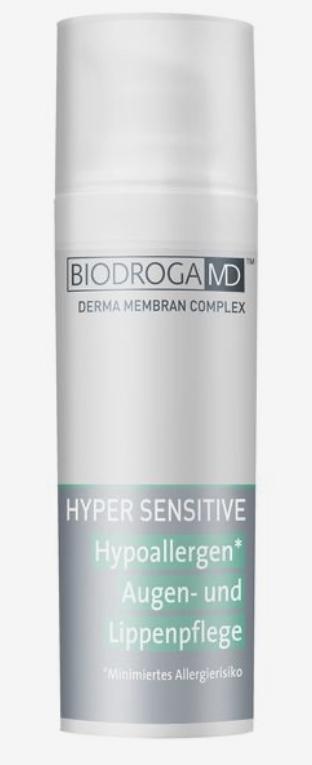 Biodroga MD Hyper-Sensitive Hypoallergen Eye & Lip Care