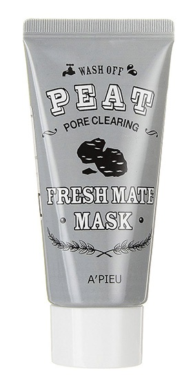 A'pieu Wash Off Peat Pore Cleaning Mask