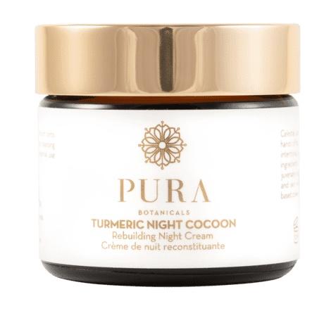 PURA Botanicals Turmeric Night Cocoon