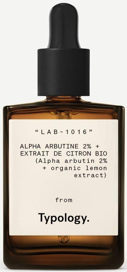 Typology Pigment Stain Serum Alpha Arbutin 2% + Lemon Extract