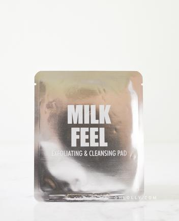 Lapcos Milk Feel Exfoliating & Cleansing Pad