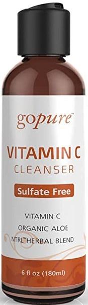 goPure Beauty Vitamin C Cleanser