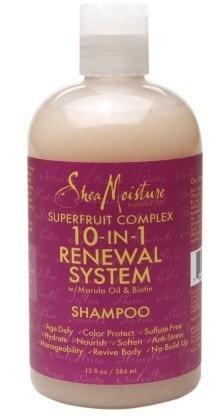 Shea Moisture Superfruit Complex 10-In-1 Renewal System Shampoo