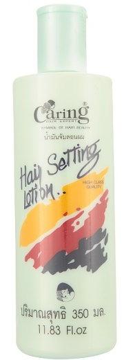 Caring Hair Setting Lotion