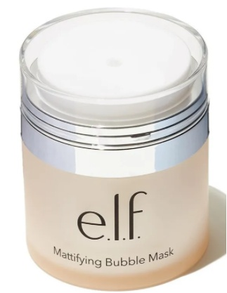 elf Mattifying Bubble Mask