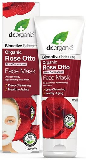 Dr Organic Rose Otto Mask