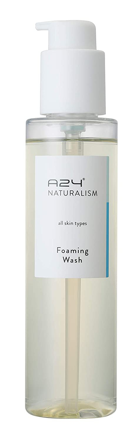 A24 Foaming Face Wash